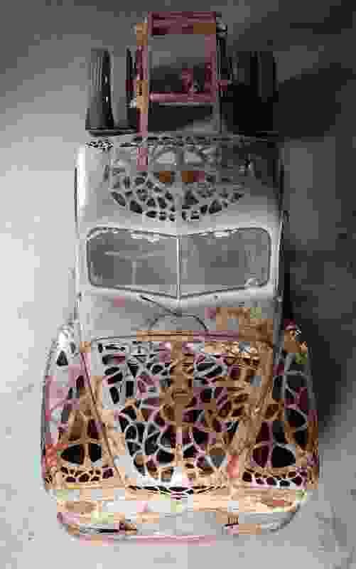 Love Lace: Lacie Lorrie by Ingrid Morley, 2010.