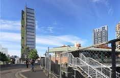 High-rise student housing planned for Redfern's 'The Block'