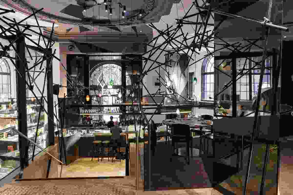 Bentley Restaurant and Bar by Pascale Gomes-McNabb