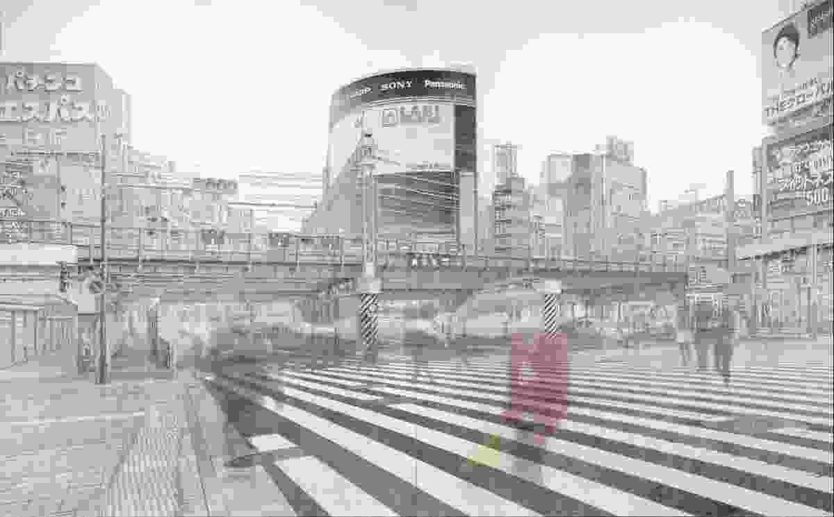 Yamagami Yukihiro's Shinjuku calling 2014.