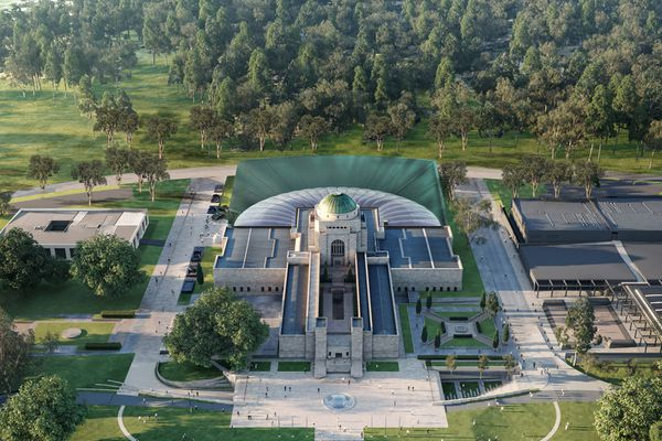 The proposed expansion of the Australian War Memorial will be most significant investment since its establishment after World War One.