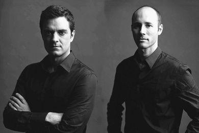 Scott Fellows (left) and Craig Bassam (right) of BassamFellows.