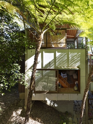 Israel House by Peter Stutchbury Architecture (1982).