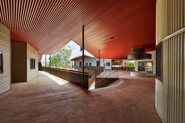 The Walumba Elders Centre by Iredale Pedersen Hook.