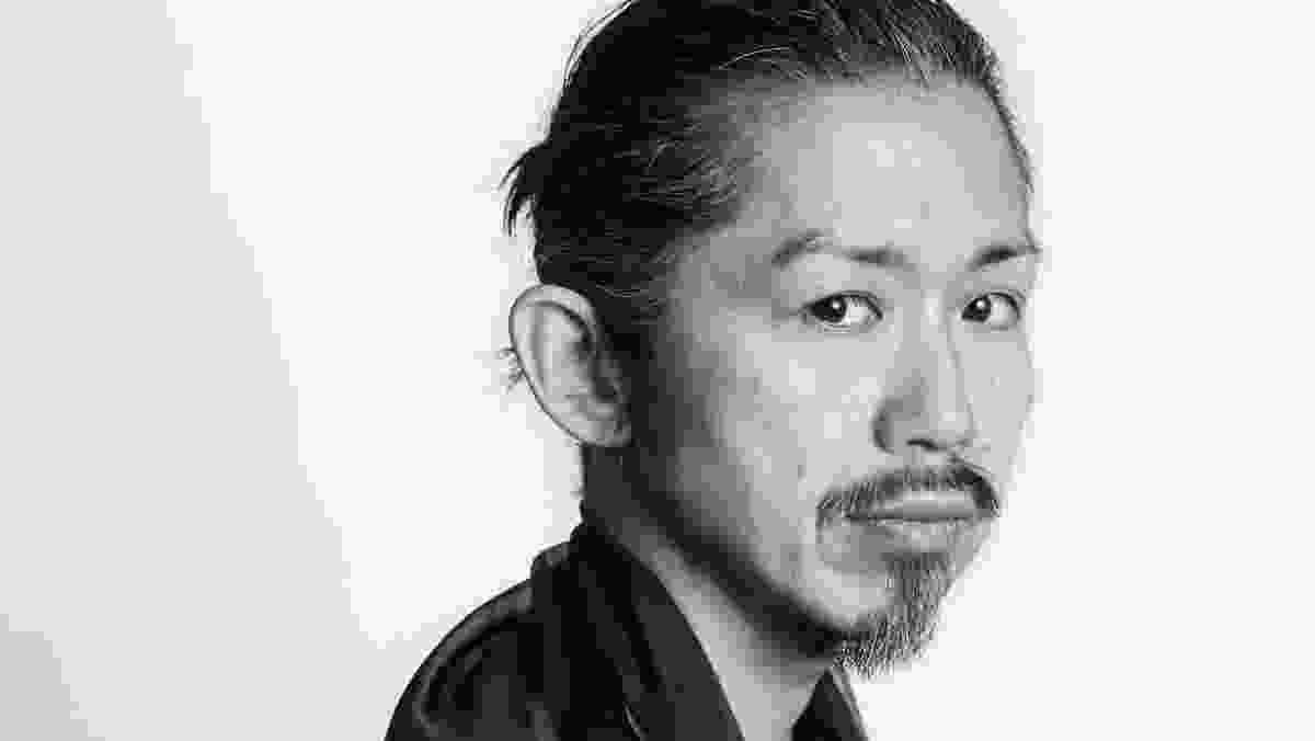 Akira Isogawa.