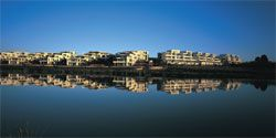 Terraced Apartments by HPA/Eeles Trelease/Vote Assoc/Hassell/PTW. Photograph Patrick Bingham-Hall.