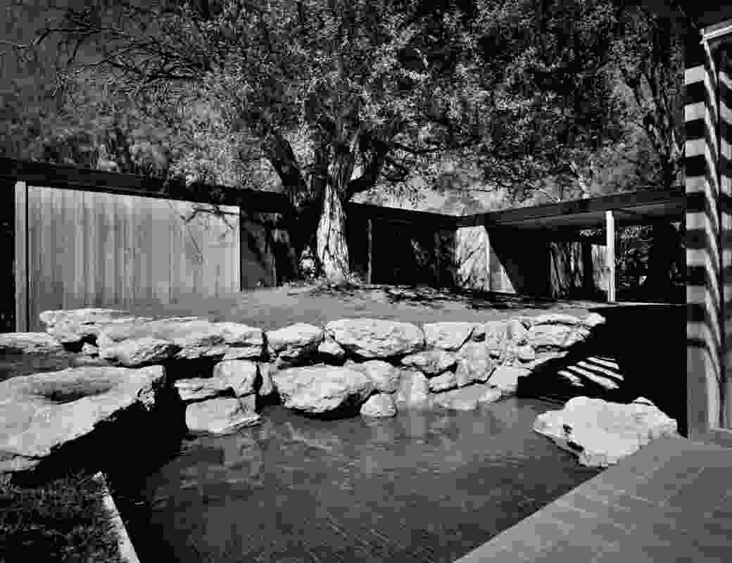 McGlashan & Everist's Grimwade House, 1960.
