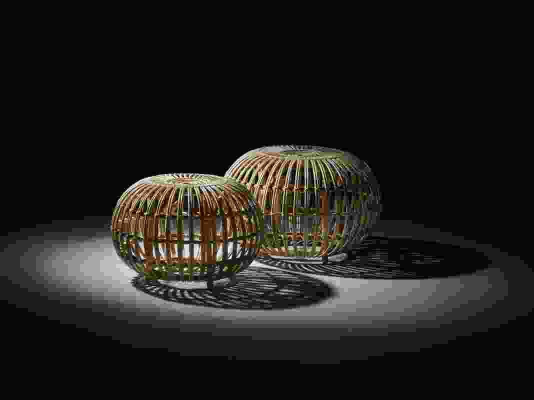 Franco Albini Ottoman from Sika Design.