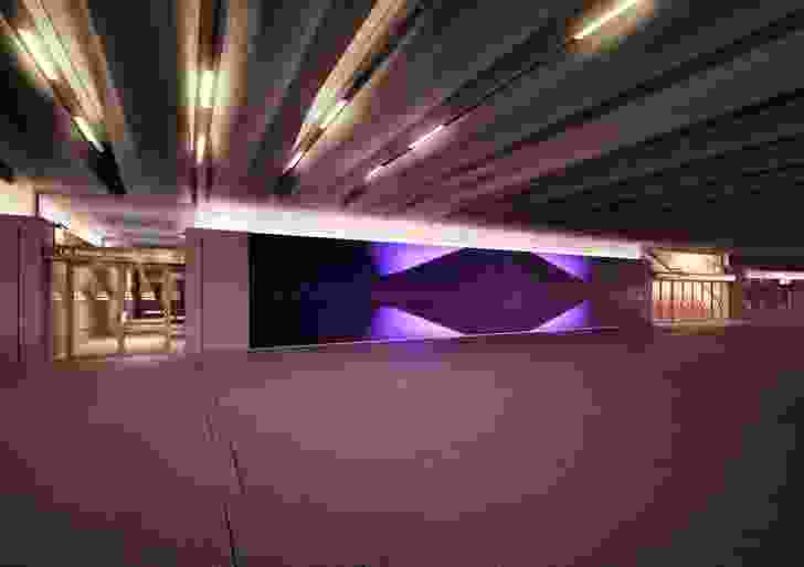 Designs for upgrades to Sydney Opera House entry foyer by Tonkin Zulaikha Greer.