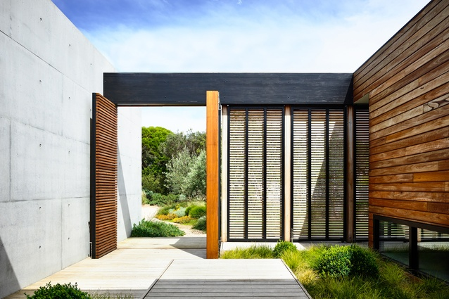 Blairgowrie Beach House by Acre.