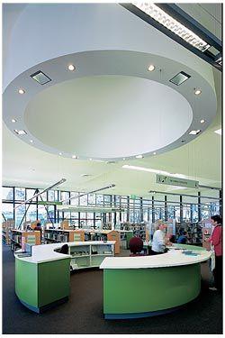 Librarian's desk.Image: Tyrone Brannigan