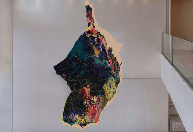《修理中的地面》(澳大利亚,贡献者:Emma Jackson, Eilidh Ross, Riley Pelham-Thorman和Abigail Li Shin Liew)