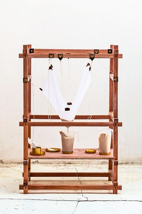 International Design Project: Catenary Pottery Printer by GT2P.