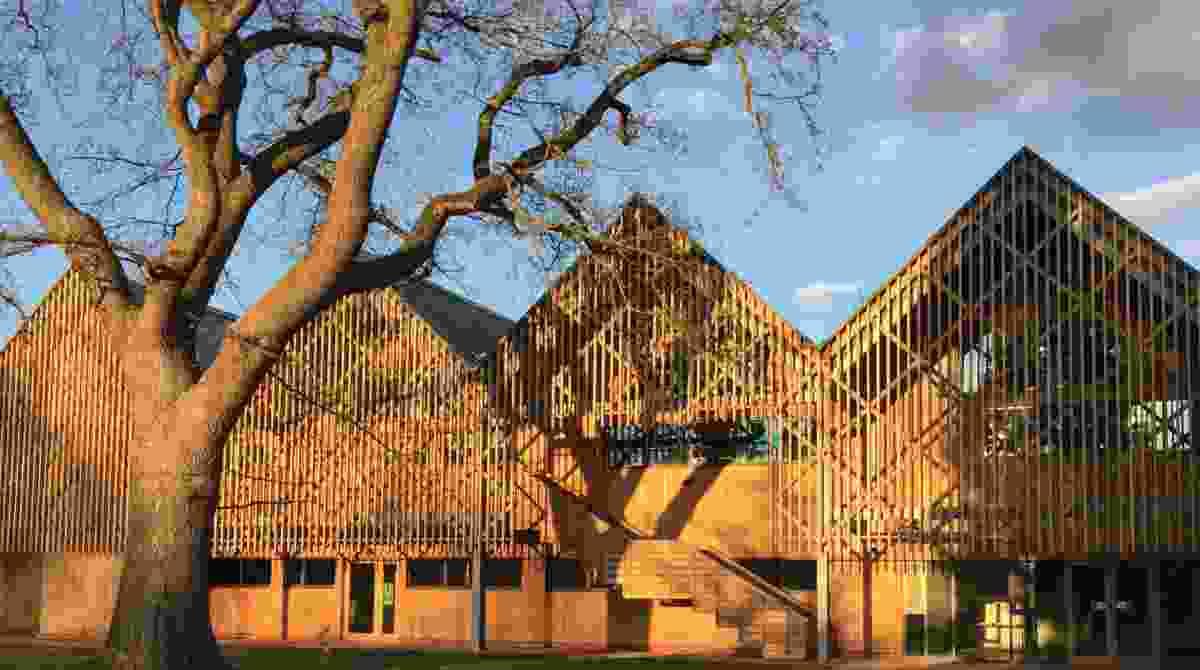 Bedales School by Feilden Clegg Bradley Studios.