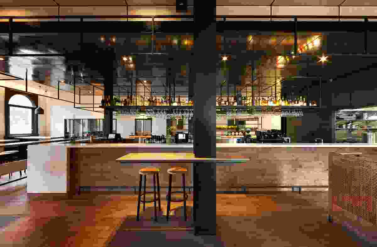 Coppersmith Hotel by Hassell.