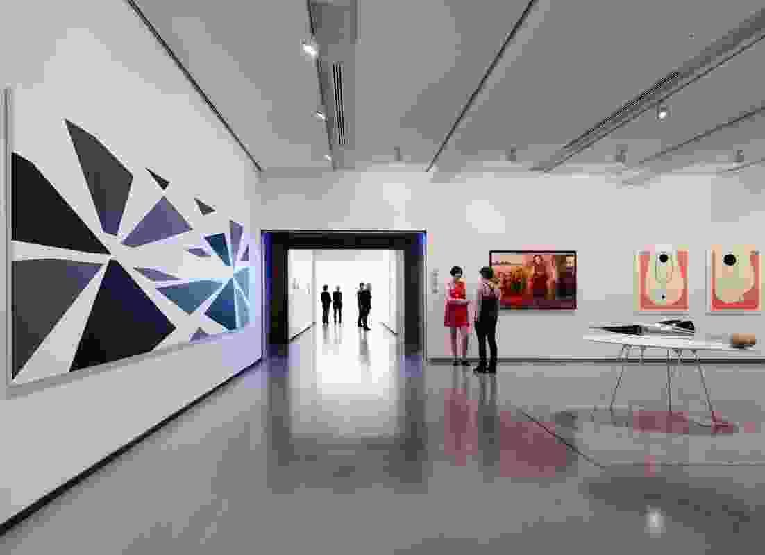 Monash University Museum of Art – Kerstin Thompson Architects