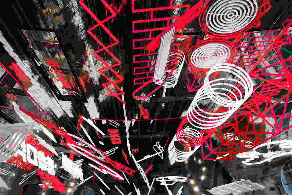 W Shanghai by Fabio Ongarato Design.