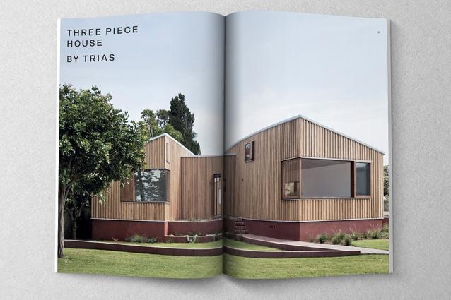 Three Piece House by Trias.