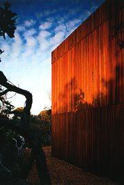 Sean Godsell Associates' Peninsula House, winner in the ar+d Emerging Architecture Awards. Photo Earl Carter.