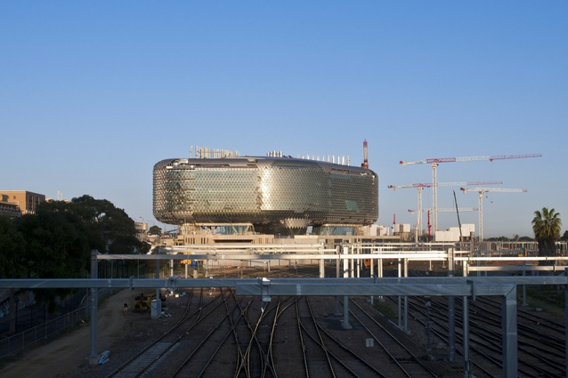 The sahmri performance driven architectureau for 165 north terrace adelaide
