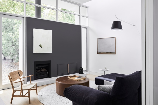 Netherlee by Carole Whiting Interiors in association with Brayshaw Architects.