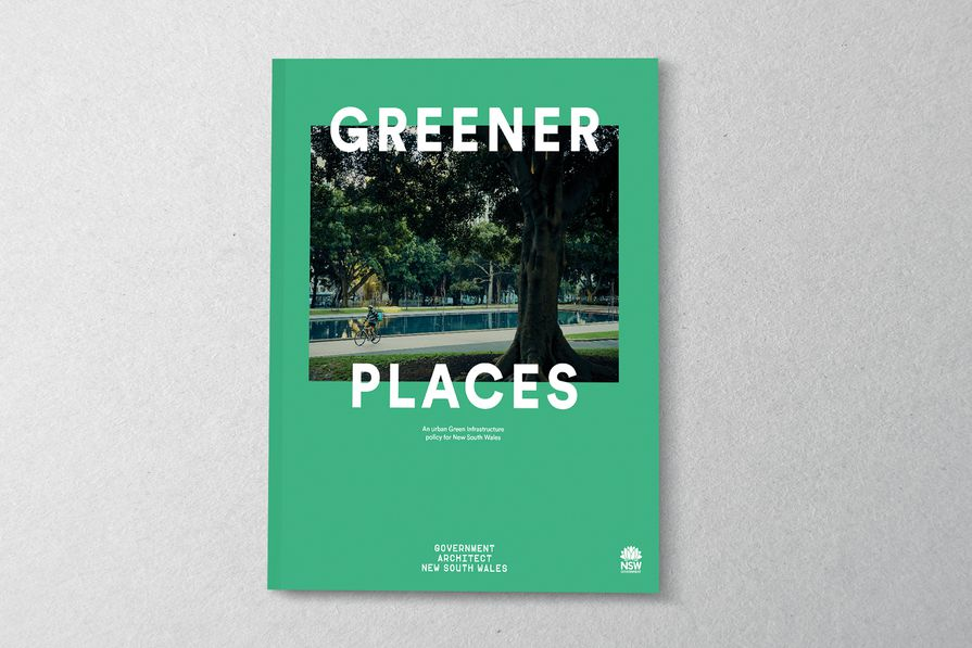 Greener Places by Government Architect NSW.