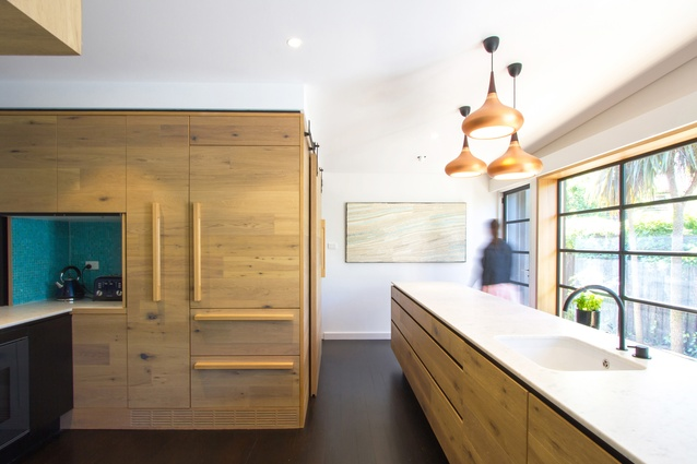 AG House by Ben Walker Architects.