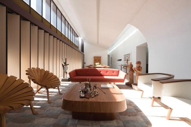 2017 national architecture awards emil sodersten award for interior architecture architectureau for Art institute interior design reviews
