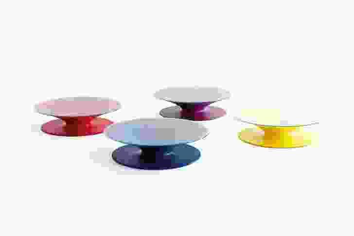 Vortex side tables.
