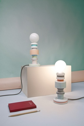 Moresque lamps for Seletti