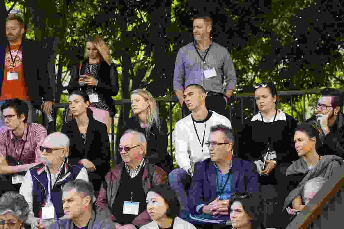 Landscape Australia Conference 2017.