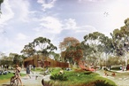 A new public space for Lane Cove