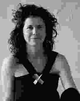 Christina Waterson, artist, designer, curator.