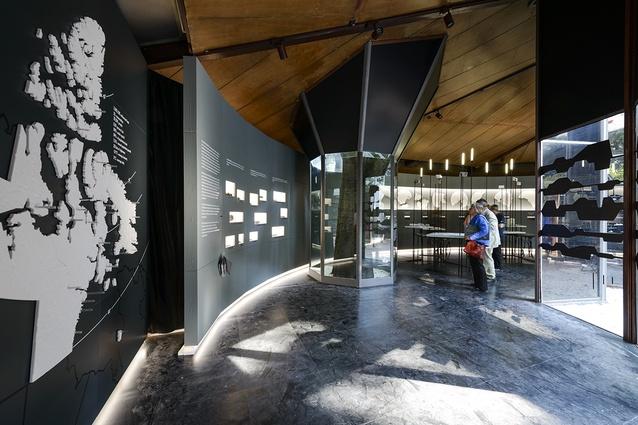 Canadian exhibition <i>Arctic Adaptations: Nunavut at 15</i>.