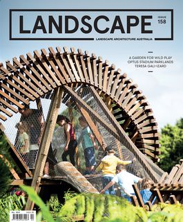 Landscape Architecture Australia, May 2018