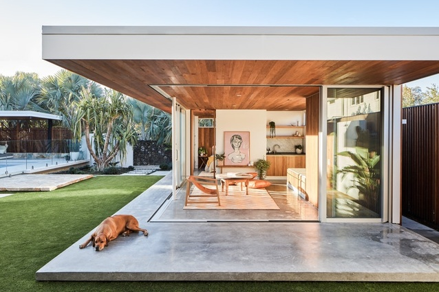 Marvell Studio, Byron Bay by Harley Graham Architects.