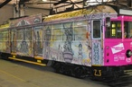Melbourne Art Trams calls for architecture-inspired artworks