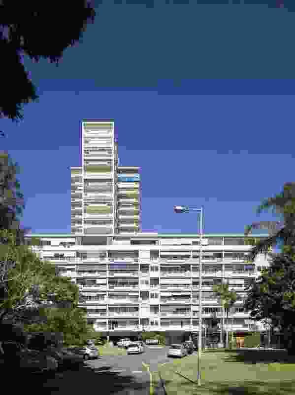 Torbreck, Brisbane, by Aubrey H Job & RP Froud (1961).
