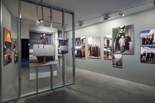 Installation View Of IGlenn Murcutt Architecture Faith I