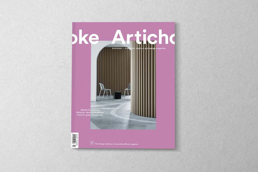 Artichoke issue 68.