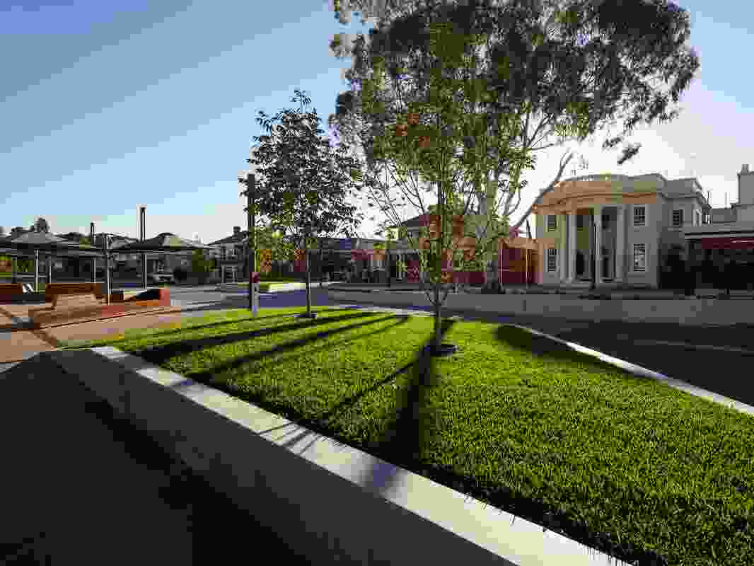 Victoria Square, Kerang by Hansen Partnership