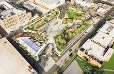 Work begins on burying 9,000m2 Melbourne carpark under public plaza