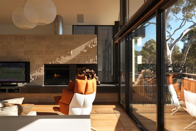 Kew House by Bent Architecture.