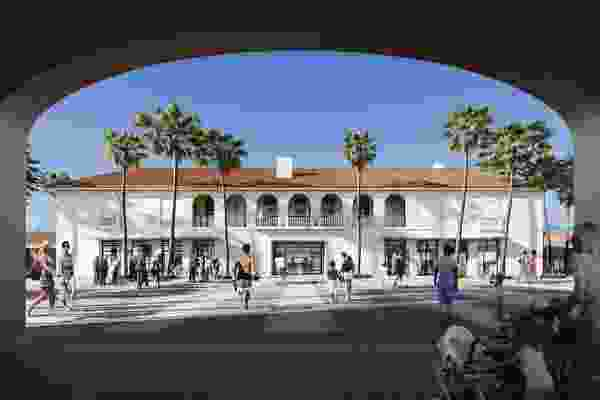 Tonkin Zulaikha Greer's design for the restoration and redevelopment of the heritage-listed Bondi Pavilion.