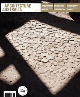 Architecture Australia, March 2011