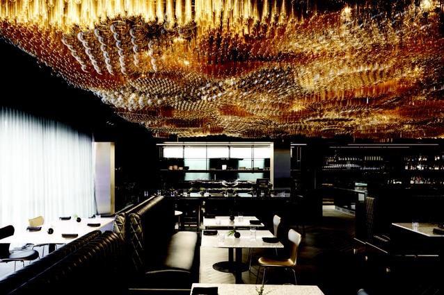Jackalope Mornington Peninsula – branding, lighting design and more by Fabio Ongarato Design.