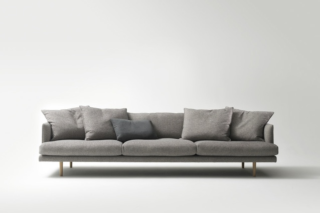 The Classic Nook Sofa By Jardan.