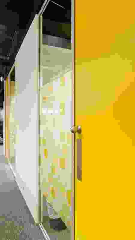 Janssen-Cilag Pty Ltd – Creative Spaces.