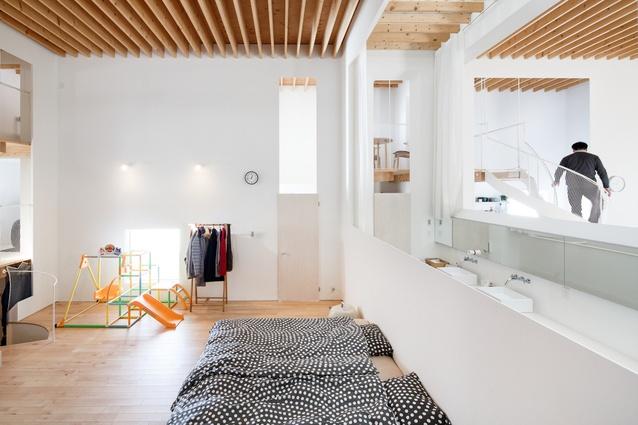 Repository by Jun Igarashi Architects.