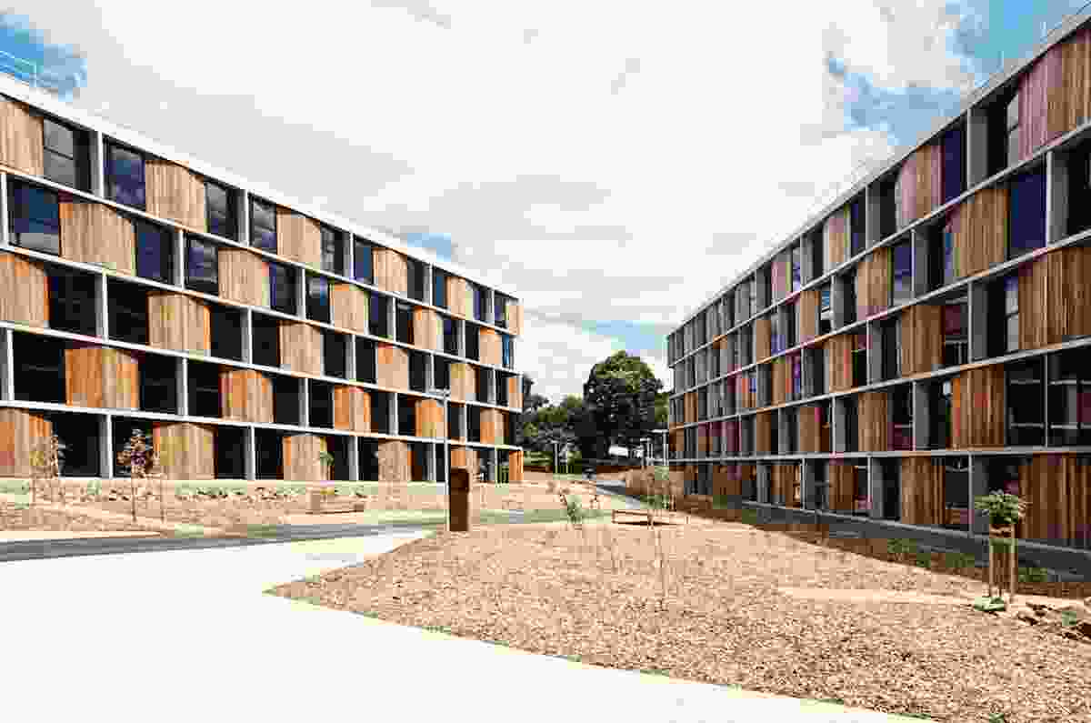 Monash Student Housing: Education Building by BVN.